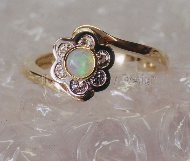 Ellipse Opal Collection